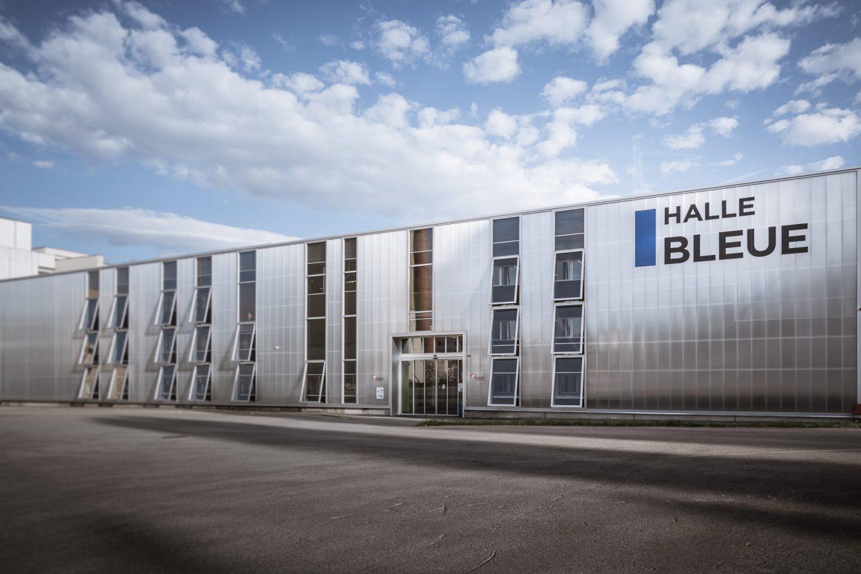 Halle Bleue ©Simon Pracchinetti