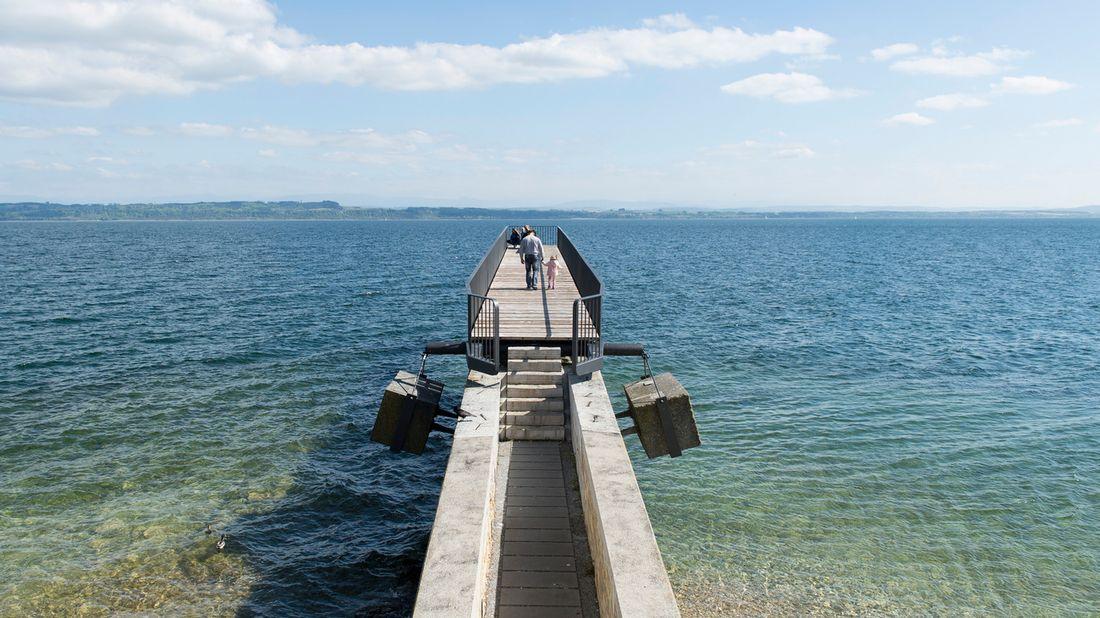 Lac de Neuchâtel © LTE | HEIA-FR