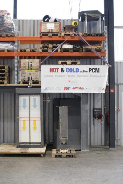 Hot & Cold PCM © Horsform | Nicolas Brodard