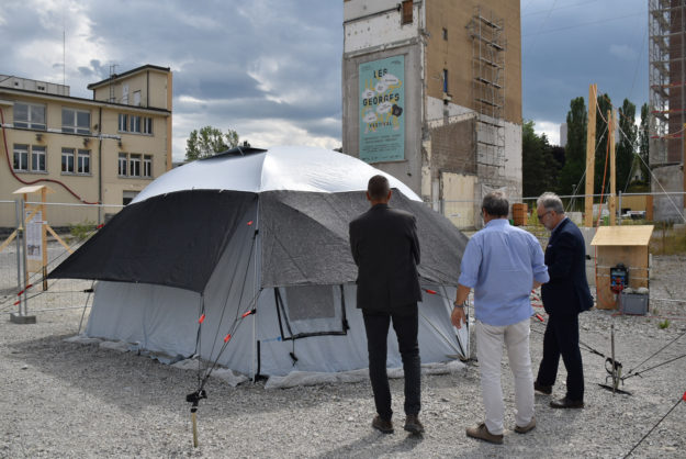 Temps_forts_Research_humanitarian_tents_SmartLivingLab_bis